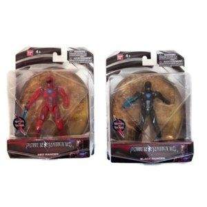 Power Rangers Action Figures Toys